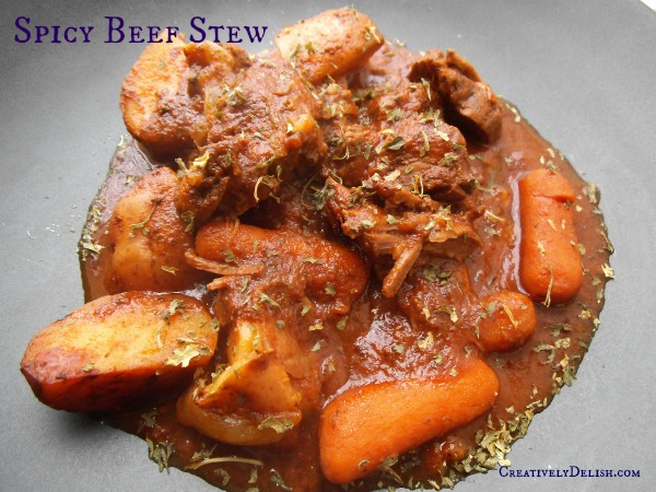 Spicy Beef Stew