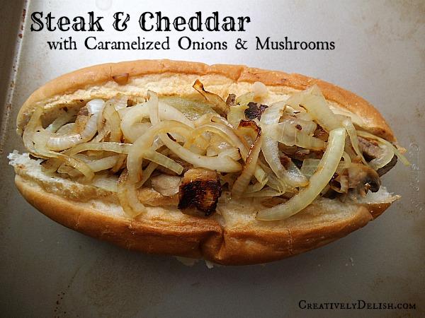 Steak & Cheddar
