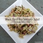 Southern Black Eyed Pea Salad