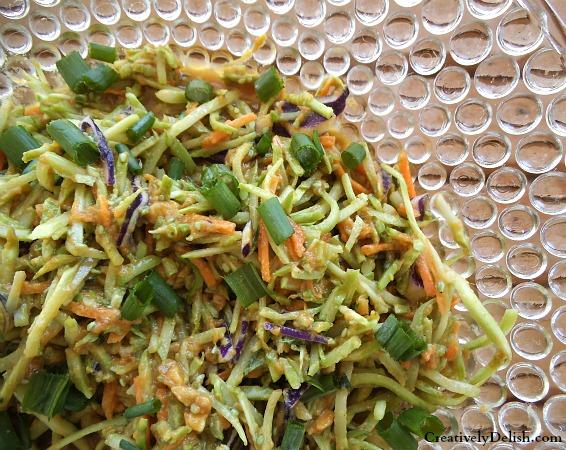 cole slaw with wasabi dressing recept yummly coleslaw asian cole slaw ...