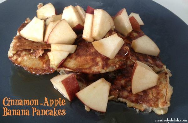 Apple Cinnamon Pancake