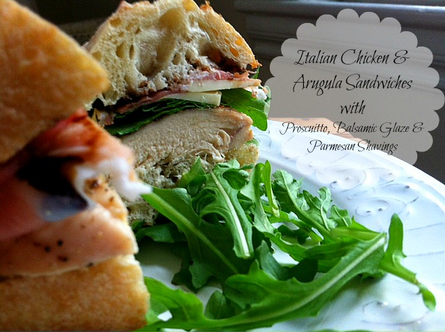 arugula sandwich 3