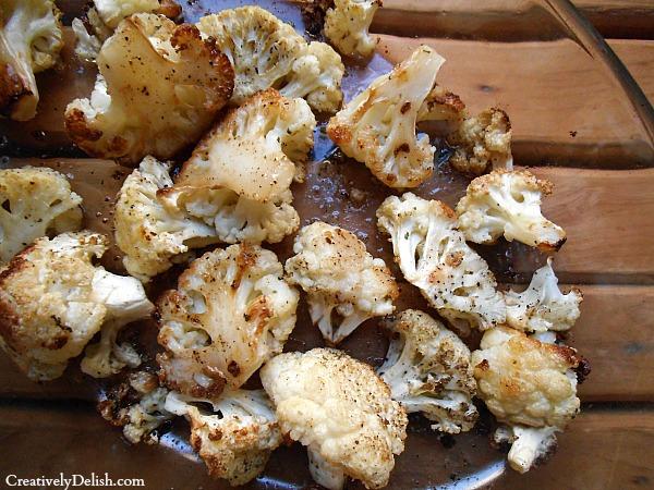 cauliflower savory