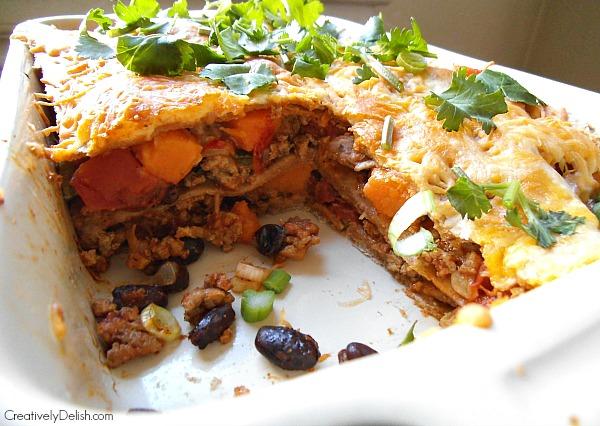 mexican lasagna 045