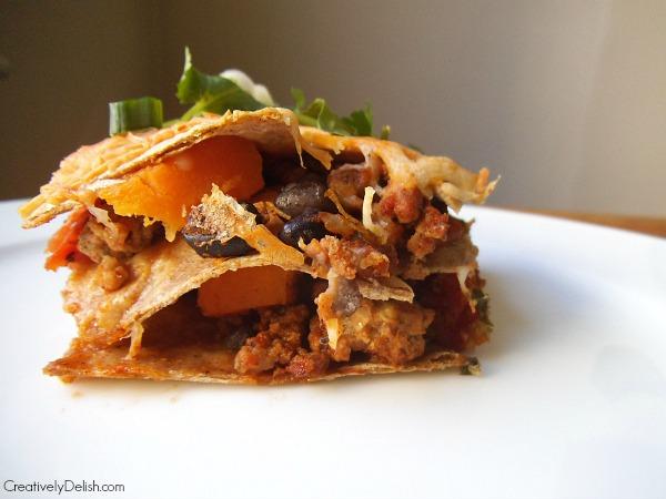 mexican lasagna 054