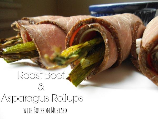 roast beef rollups