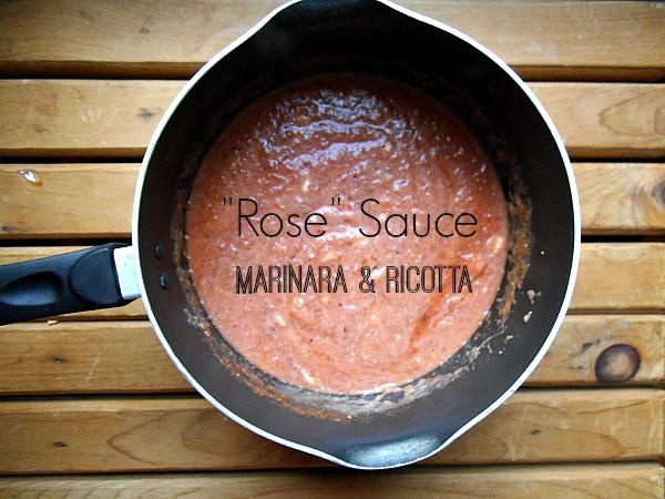 rose sauce