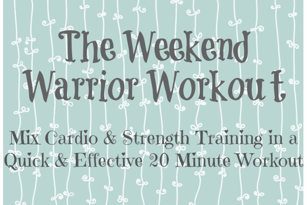 weekend workout title