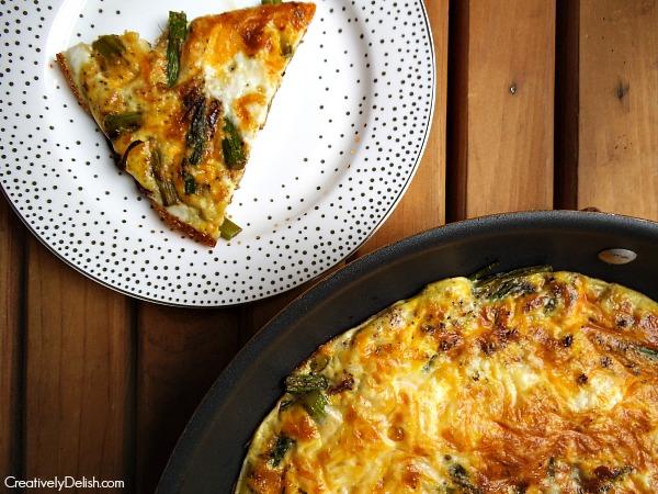 asparagus frittata 023