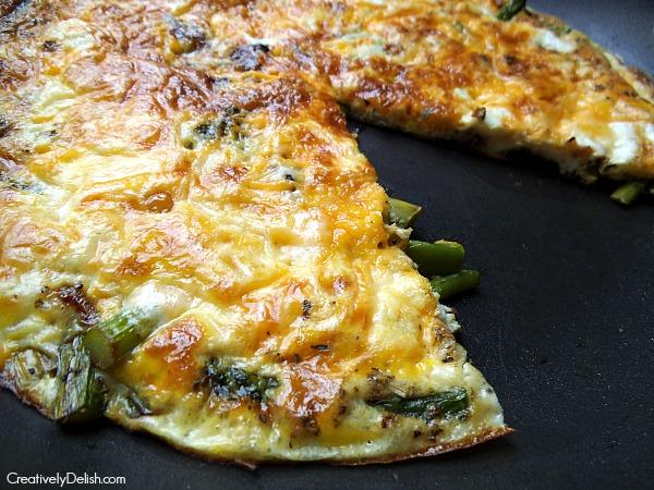 asparagus frittata 028