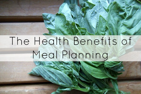 basil meal planning