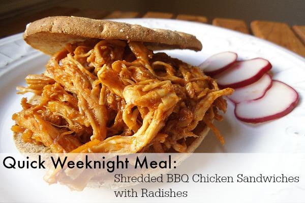 turkeyballs & bbq chicken sandwiches 007