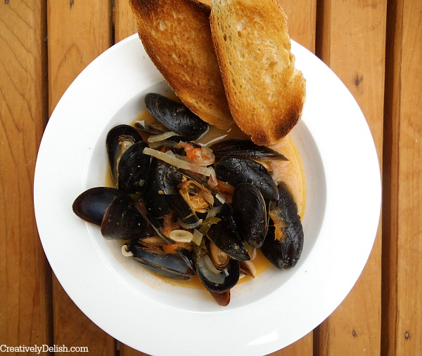 mussels and cod 018