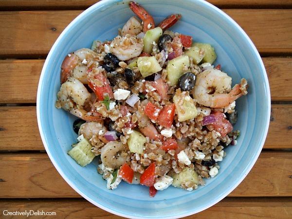 farro salad 001