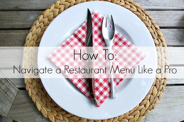menu title