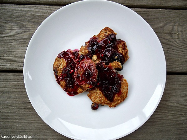 Blueberry Pancakes 015