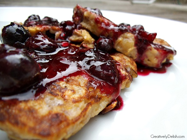 Blueberry Pancakes 022