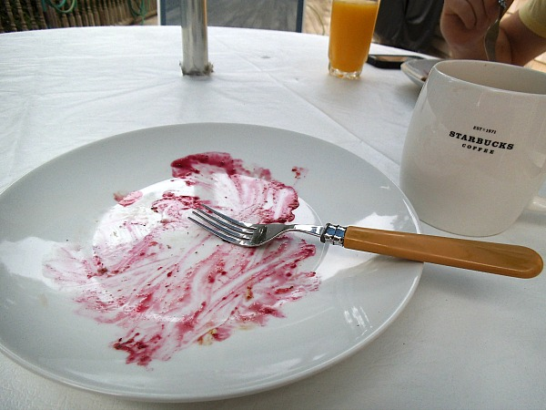Blueberry Pancakes 043