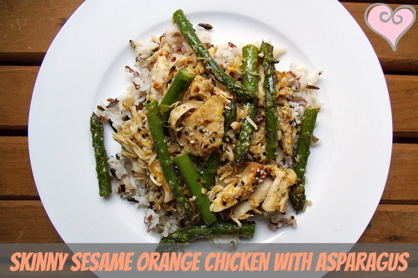 sesame orange chicken 011