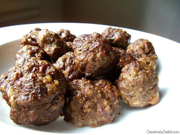 perfect italian meatball 002