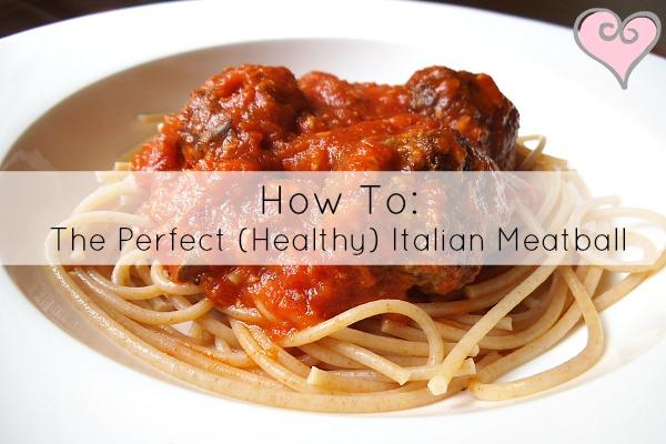 perfect italian meatball 005