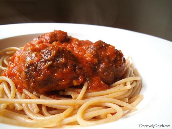 perfect italian meatball 007