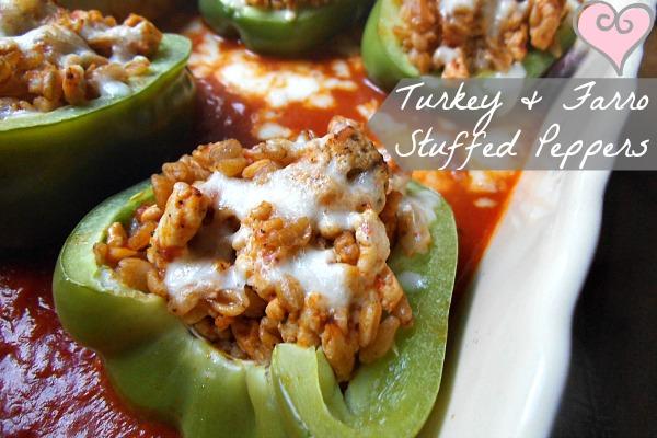 asian meatballs, ahi tuna, stuffed peppers 025