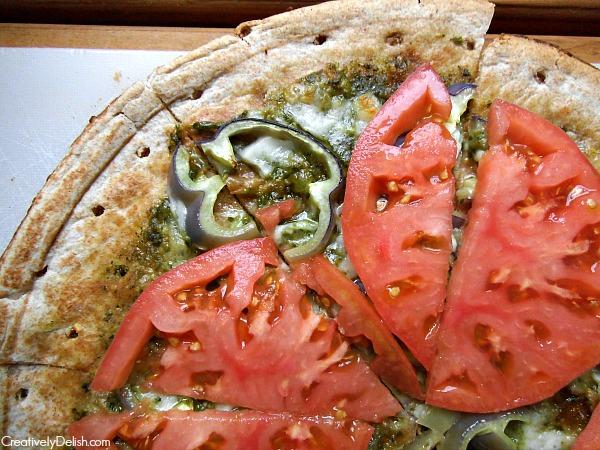 pesto pizza 027
