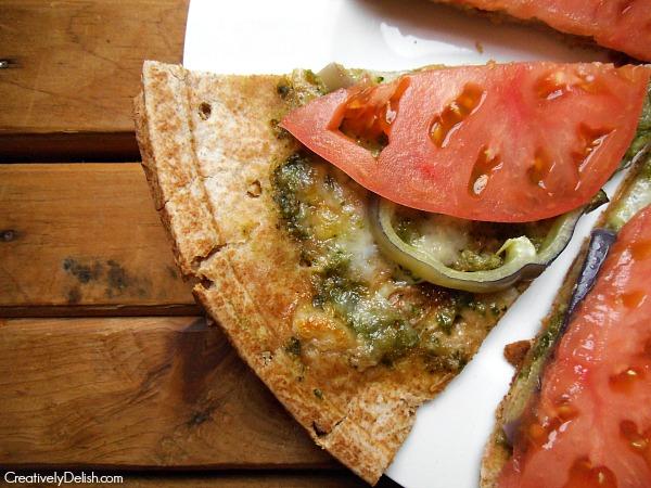 pesto pizza 036