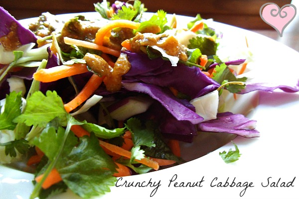 kale salad & cabbage salad 038