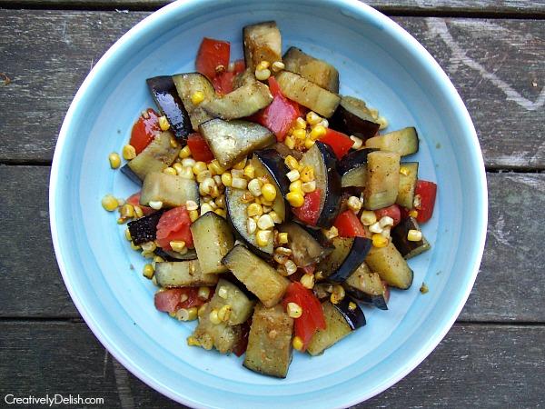 soup and eggplant quesadilla 013