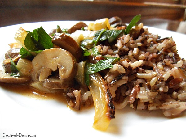 pesto stew, ahi asian tuna, mush stroganoff 021