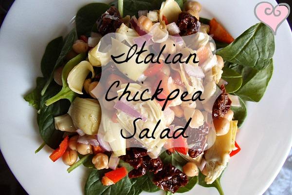 italian chickpea salad 003
