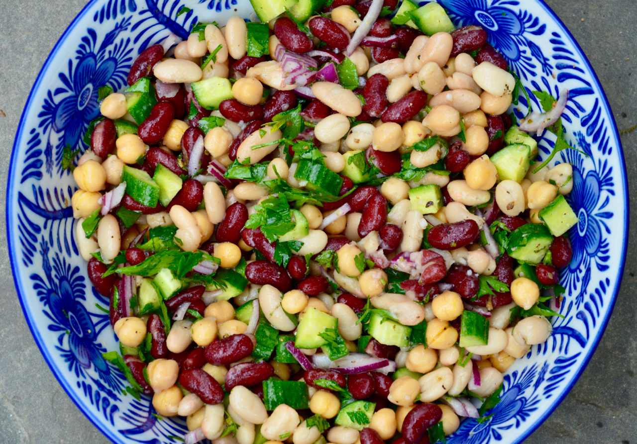 Simple 3 Bean Salad